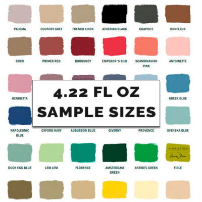 Annie Sloan Chalk Paint 4.22 fl oz Sample